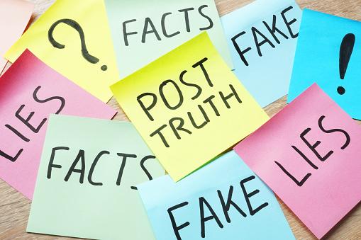 Memo tentang posting berita palsu atau benar